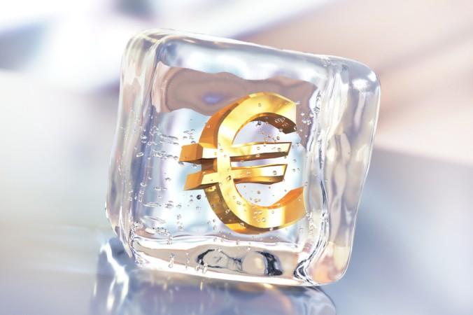 Das Kapital wird vorübergehend eingefroren: noch nicht ausgezahlte Erträge bleiben im Fond gebunden, das Kapital steht nicht mehr zur Verfügung. (#3)