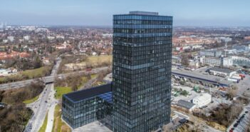 SZ-Tower: Art-Invest erwirbt fünfthöchstes Hochhaus in München