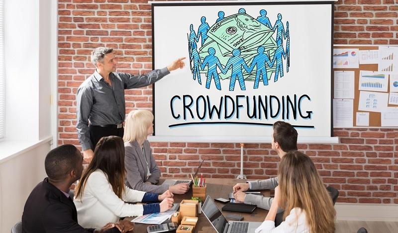 Crowdfunding möglich Gerade Immobilien bieten die Chance, über das Crowdfunding zu investieren.