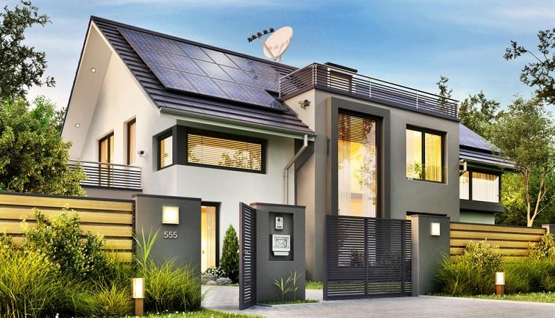 KfW Energieeffizienzhäuser gibt es für unterschiedliche Standards. Merken kann man sich schon einmal: <strong>Je niedriger die Zahl, desto weniger Energiebedarf</strong> besteht im jeweiligen Gebäude.  ( Foto: Shutterstock- Slavun)