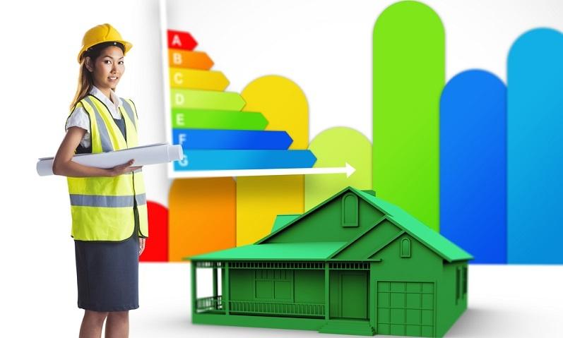 Ein Energieberater ist in jedem Fall für Sanierung oder Bau zu beauftragen. Dieser kann zusätzlich von der KfW gefördert werden.  ( Foto: Shutterstock-_vectorfusionart )