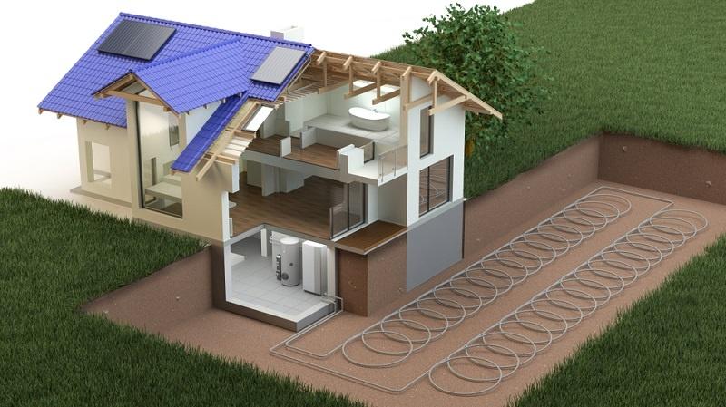 Mit den richtigen Mitteln und einer ausgeklügelten Haustechnik können bis zu 60 Prozent des Energiebedarfs und somit der Energiekosten eingespart werden.   ( Foto: Shutterstock-Studio Harmony )