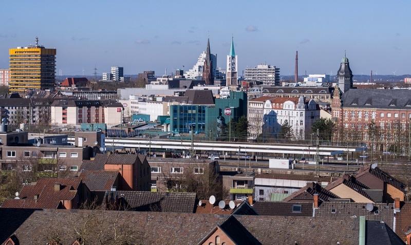 Günstige Wohnungen auch in Gelsenkirchen noch zu bekommen ( Foto: Shutterstock -Opterix)