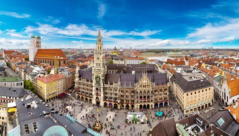 München scheint den ersten Rang nicht abgeben zu wollen und hat wie in vielen Bereichen die Nase vorn.  ( Foto: Shutterstock-S-F)