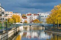 Günstige Wohnungen unter 5 Euro pro Quadratmeter? In diesen Städten ist das möglich (Foto: shutterstock - laranik)