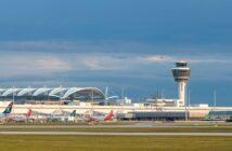 Leitwarte Lufthansa HKLS: Schaltzentrum für Technische Gebäudemanager ( Foto: Shutterstock-Dirk Daniel Mann)
