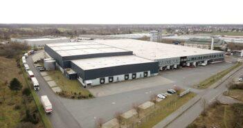 P3 Logistic Parks: Vollvermietung von 33.000 m² in Mörfelden (Foto: P3 Logistic Parks)