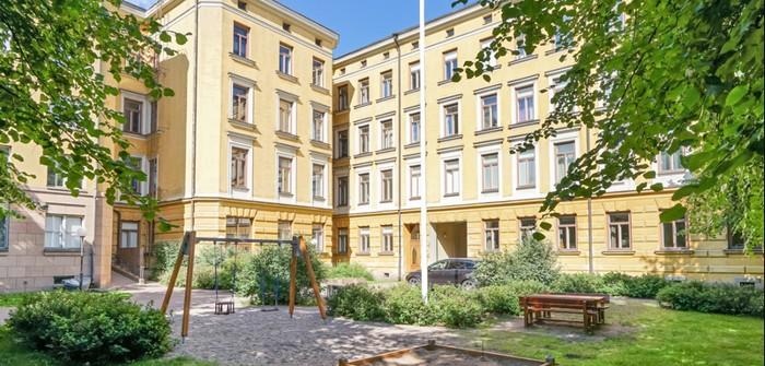 Finanzbericht SATO Corporation 2020: Fast 800 neue Mietwohnungen in der Metropolregion Helsinki (Foto: SATO)