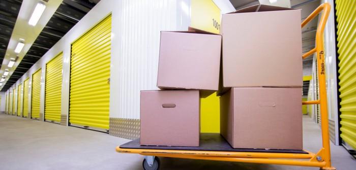 Self-Storage-Immobilien: Akquisitionen und Verkäufe im März 2021 (Foto: shutterstock - Karolis Kavolelis)