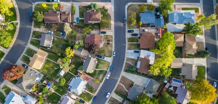 Ausstehende US-Eigenheimverkäufe Rückgang im Mai um 8,0% (Foto: shutterstock - Arina P Habich)